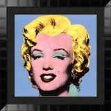 Shot Blue Marilyn, 1964 Art by Andy Warhol