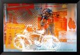Bicicleta, Galería nacional Pósters por Robert Rauschenberg