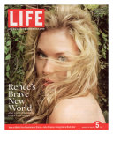 Actress Renee Zellweger, January 5, 2007 Photographic Print by Sheryl Nields