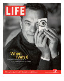 Tom Hanks, November 12, 2004 Premium Photographic Print by Max Vadukul