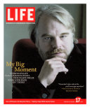 Oscar Nominated Actor Philip Seymour Hoffman, February 17, 2006 Premium Photographic Print by Cliff Watts