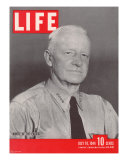 US Navy Admiral Chester A. Nimitz, July 10, 1944 Photographic Print by Dmitri Kessel