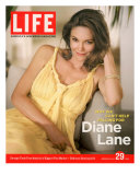 Portrait of Actress Diane Lane at Home, July 29, 2005 Photographie par Guy Aroch