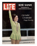 Olympic Charmer Peggy Fleming, February 23, 1968 Photographic Print by Art Rickerby