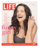 Portrait of Julia Louis-Dreyfus, September 15, 2006 Photographic Print by Karina Taira