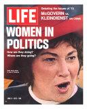 Bella Abzug, LIFE Magazine Cover