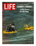The Astronauts' Own Story: Gemini's Journey, April 2, 1965 Photographic Print
