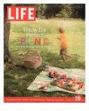 Summer Picnic, July 28, 2006 Photographic Print by Coral Von Zumwalt