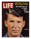 Astronaut Wally Schirra, May 19, 1967, Photographic Print