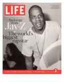 Rapper Jay-Z, November 3, 2006 Premium Photographic Print by Ben Watts