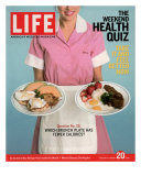 The Weekly Health Quiz, No. 2, January 20, 2006 Photographic Print