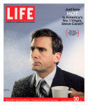 Comic Actor Steve Carell, September 30, 2005 Premium Photographic Print by Chris Buck