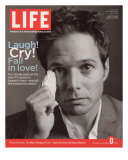 Actor Scott Wolf Crying, September 8, 2006 Photographic Print by Cass Bird