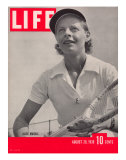 Tennis Champ Alice Marble, August 28, 1939 Photographic Print by Alfred Eisenstaedt