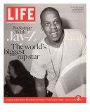 Rapper Jay-Z, November 3, 2006 Premium Photographic Print by Ben Watts