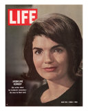 Jacqueline Kennedy, May 29, 1964 Photographic Print by George Silk