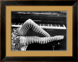 Piano Legs Prints by Ben Christopher