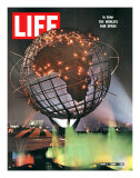 New York World's Fair, May 1, 1964 Lámina fotográfica por George Silk