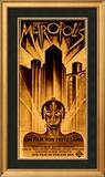 Metropolis Prints by  Schulz-Neudamm