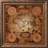 Antique Map, Cartographica I Posters