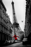 La giacca rossa Poster