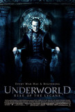 Underworld: la rebelión de los licántropos (Underworld: Rise of the Lycans) Póster