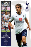 Tottenham Hotspur - Bentley Poster