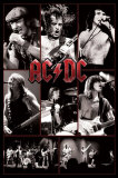 AC/DC Kunstdrucke
