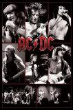 AC/DC Kunstdrucke