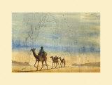 Cap Blanc, Desert du Sahara Poster par Philippe Letestu