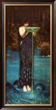 Circe Invidiosa Art by John William Waterhouse