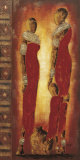 Femmes Massai Plakater af Johanna