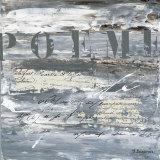 Poeme Prints by Michelle Boissonot