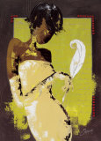 La Lettre d'Amour I Prints by  Johanna