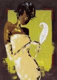 La Lettre d'Amour I Print by  Johanna