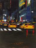 Cab's Race Kunst af Daniel Castan