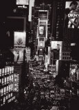 Times Square at Night Posters by Michel Setboun