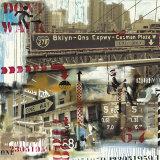 Brooklyn 278 Kunstdrucke von Vincent Gachaga