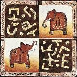 Afrika Kunstdrucke von  Moga