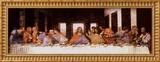 A Última Ceia, c.1498 Poster por  Leonardo da Vinci