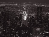 Chrysler Building and the East River Posters by Michel Setboun