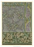 Garden Tapestry III Lámina giclée por Eugene Grasset