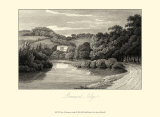 View of Beaumont Lodge Prints by James Hakewill