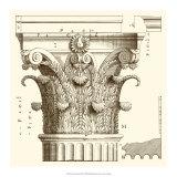 Corinthian Detail II Giclee Print