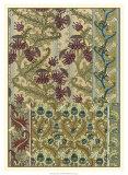 Garden Tapestry IV Giclee Print by Eugene Grasset