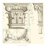 Corinthian Detail III Giclee Print