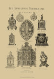 International Clocks Posters