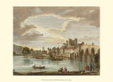 Castle at Wexford Print by Paul Sandby