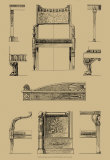 French Empire Furniture II Print