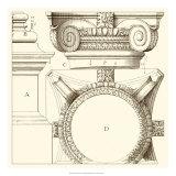 Corinthian Detail IV Giclee Print